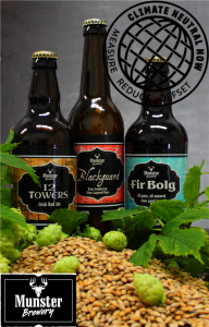 Munster Brewery Climate Neutral Now Ireland Cork